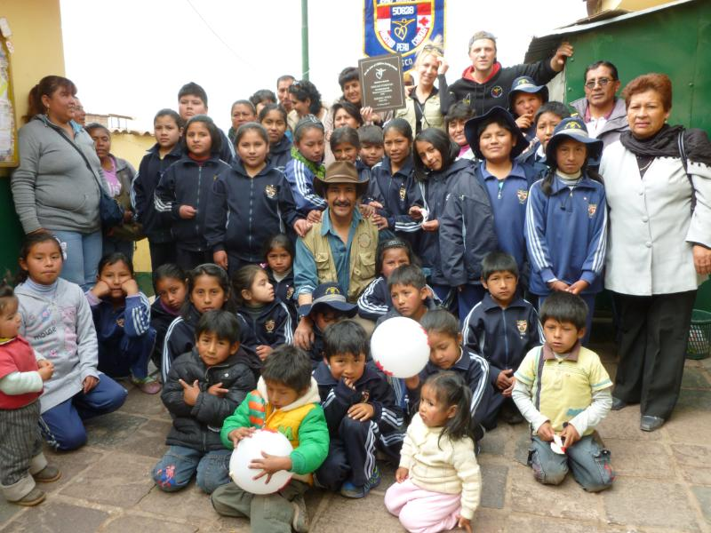 Ashid Bahl Cusco School 2014, Martha Trip