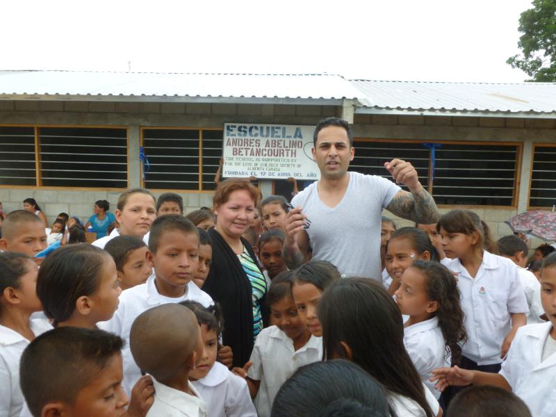 New Honduras School opening 1
