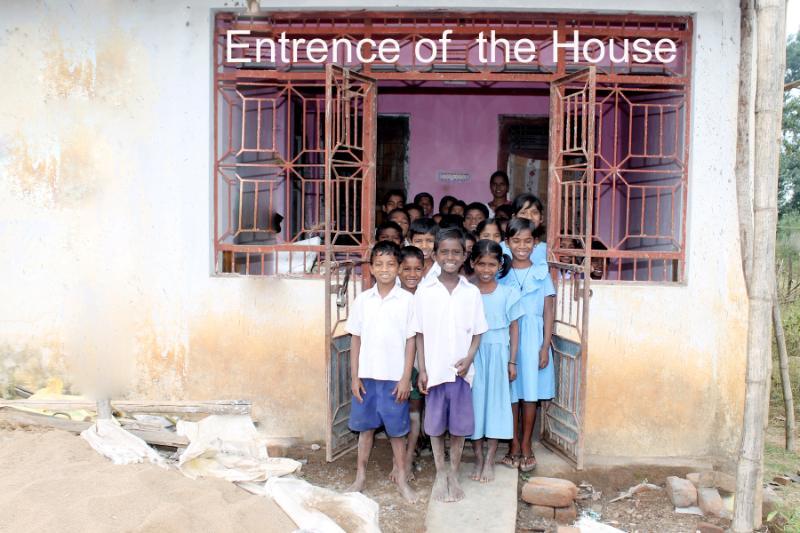 Odisha Mision Orphanage 2 2014