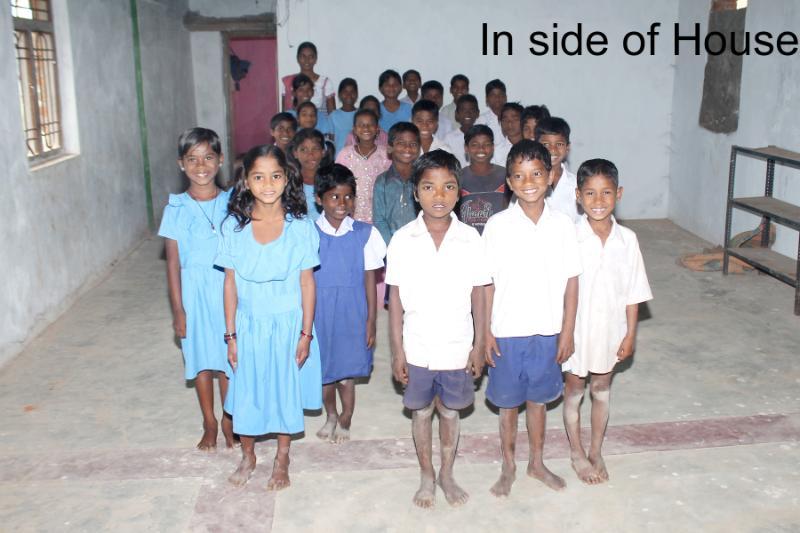Odisha Mission Orphanage 2014